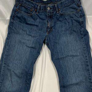 Levi's 514 Blue Jeans